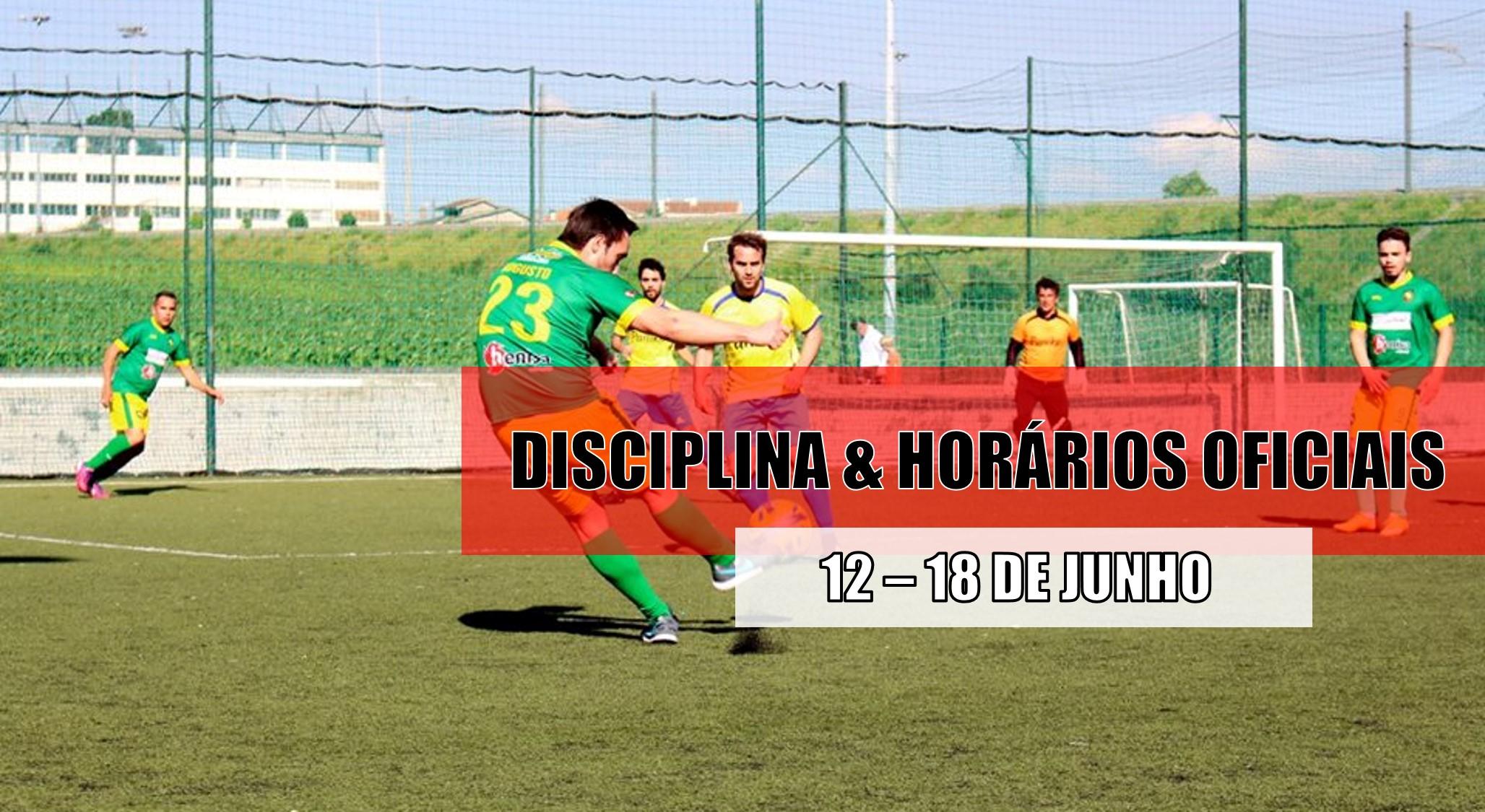 DISCIPLINA   HORÁRIOS OFICIAS – 15 DE JUNHO  7a740f6bfe1d8